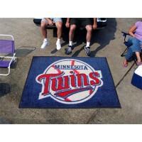 MLB - Minnesota Twins Tailgater Rug