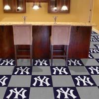MLB - New York Yankees Carpet Tiles