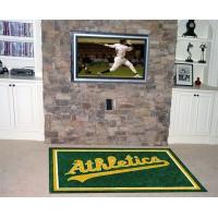 MLB - Oakland Athletics 4 x 6 Rug