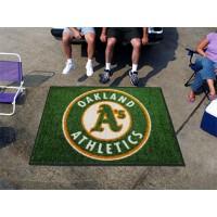 MLB - Oakland Athletics Tailgater Rug