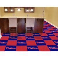 MLB - Philadelphia Phillies Carpet Tiles