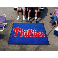 MLB - Philadelphia Phillies Tailgater Rug