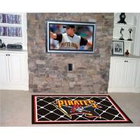 MLB - Pittsburgh Pirates 4 x 6 Rug