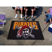 MLB - Pittsburgh Pirates Tailgater Rug