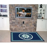 MLB - Seattle Mariners  5 x 8 Rug