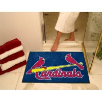 MLB - St Louis Cardinals All-Star Rug