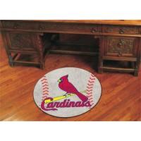 MLB - St Louis Cardinals Baseball Rug