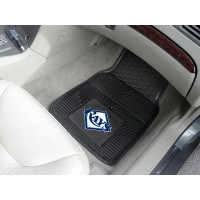 MLB - Tampa Bay Rays Heavy Duty 2-Piece Vinyl Car Mats