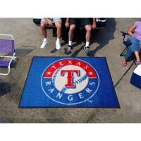 MLB - Texas Rangers Tailgater Rug