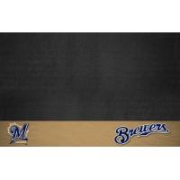 MLB - Milwaukee Brewers Grill Mat 26x42