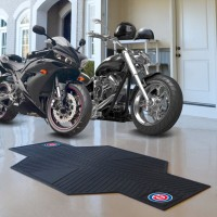 MLB - Chicago Cubs Motorcycle Mat 82.5 x 42