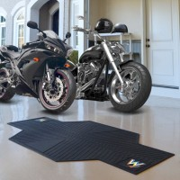 MLB - Miami Marlins Motorcycle Mat 82.5 x 42