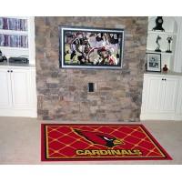 NFL - Arizona Cardinals  5 x 8 Rug