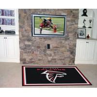 NFL - Atlanta Falcons 4 x 6 Rug