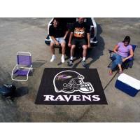 NFL - Baltimore Ravens Tailgater Rug