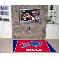 NFL - Buffalo Bills 4 x 6 Rug