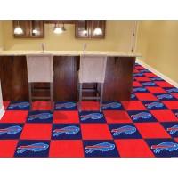 NFL - Buffalo Bills Carpet Tiles