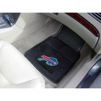 NFL - Buffalo Bills Heavy Duty 2-Piece Vinyl Car Mats