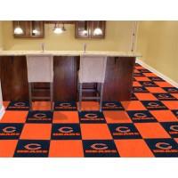 NFL - Chicago Bears Carpet Tiles