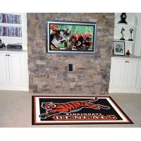 NFL - Cincinnati Bengals  5 x 8 Rug