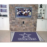 NFL - Dallas Cowboys  5 x 8 Rug