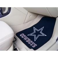 NFL - Dallas Cowboys 2 Piece Front Car Mats