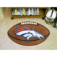 NFL - Denver Broncos Football Rug