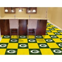 NFL - Green Bay Packers Carpet Tiles