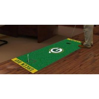NFL - Green Bay Packers Golf Putting Green Mat
