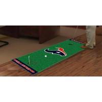 NFL - Houston Texans Golf Putting Green Mat