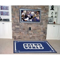 NFL - Indianapolis Colts  5 x 8 Rug
