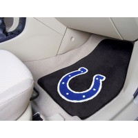 NFL - Indianapolis Colts 2 Piece Front Car Mats