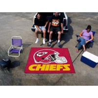 NFL - Kansas City Chiefs Tailgater Rug
