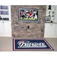 NFL - New England Patriots 4 x 6 Rug