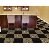 NFL - New Orleans Saints Carpet Tiles