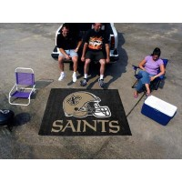 NFL - New Orleans Saints Tailgater Rug