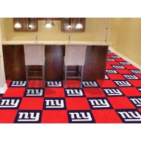 NFL - New York Giants Carpet Tiles