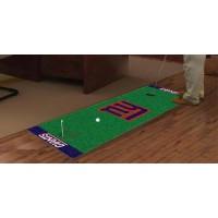 NFL - New York Giants Golf Putting Green Mat