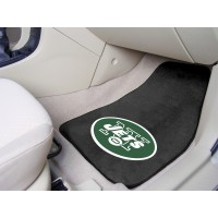 NFL - New York Jets 2 Piece Front Car Mats
