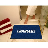 NFL - San Diego Chargers All-Star Rug