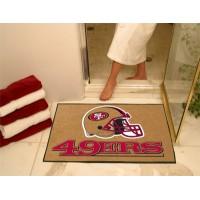 NFL - San Francisco 49ers All-Star Rug