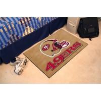 NFL - San Francisco 49ers Starter Rug