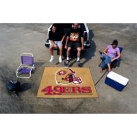 NFL - San Francisco 49ers Tailgater Rug