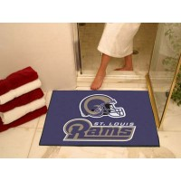NFL - St Louis Rams All-Star Rug