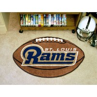 NFL - St Louis Rams Football Rug