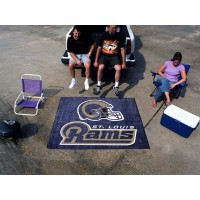 NFL - St Louis Rams Tailgater Rug