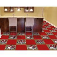 NFL - Tampa Bay Buccaneers Carpet Tiles