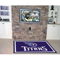 NFL - Tennessee Titans 4 x 6 Rug