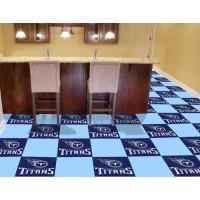 NFL - Tennessee Titans Carpet Tiles