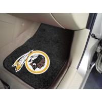 NFL - Washington Redskins 2 Piece Front Car Mats